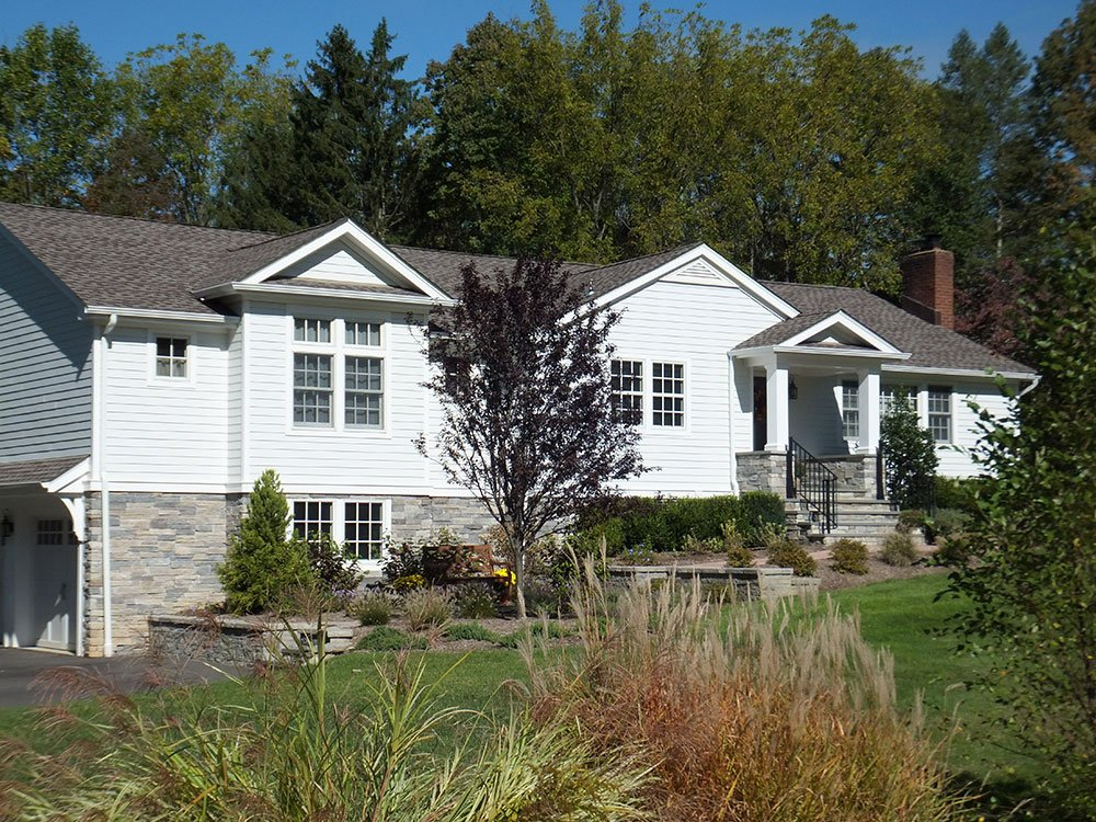 Ranch Home Expands to Suit Large Property