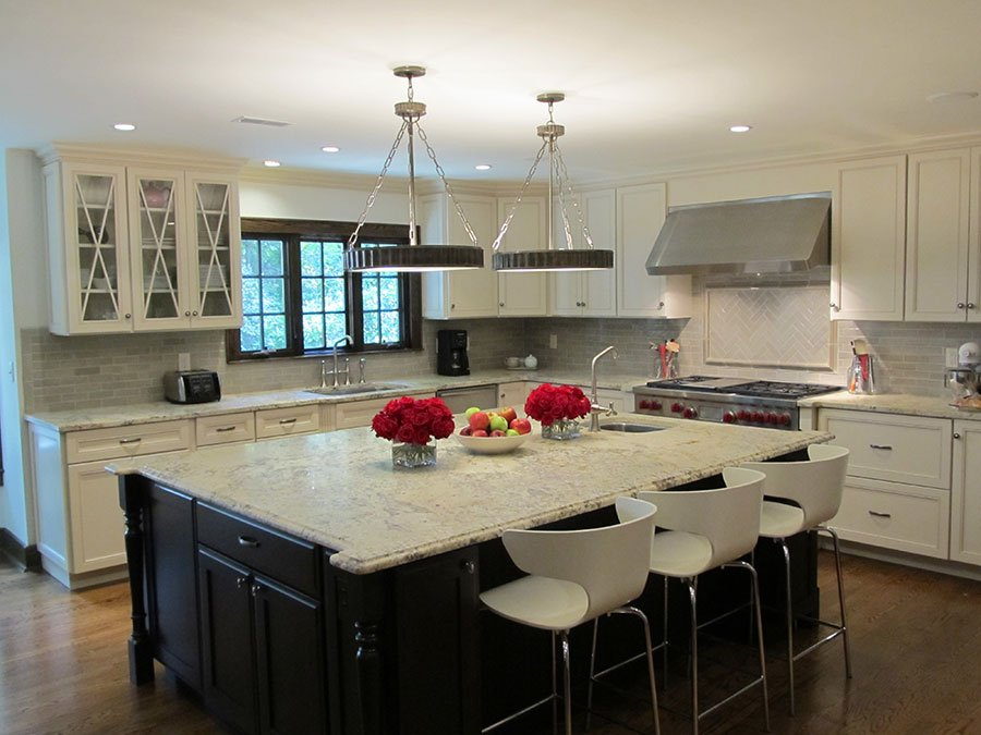 Expanded Kitchen Interior